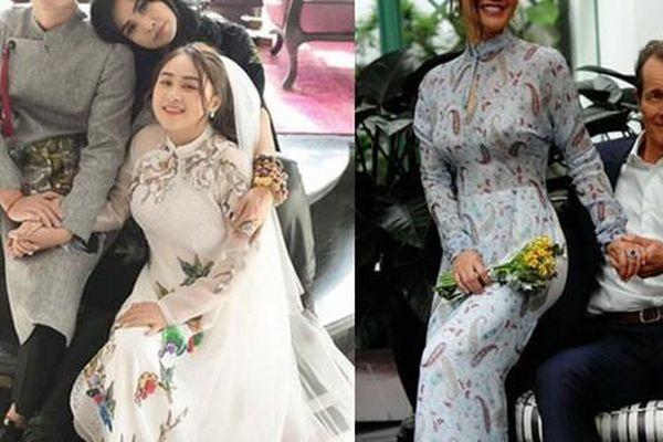 'Bống' Hồng Nhung tiết lộ đám cưới bí mật của con gái út Thanh Lam