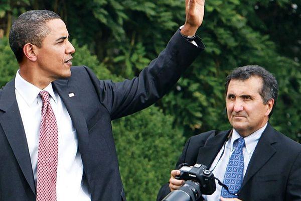 Cuộc sống bận rộn của nhiếp ảnh gia cho tổng thống Mỹ