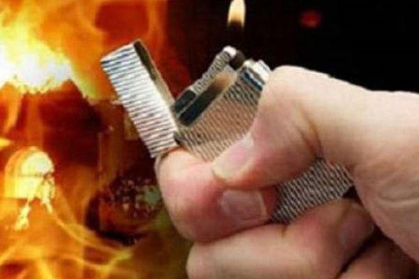 Tưới xăng đốt vợ vì ly hôn không được chia tài sản