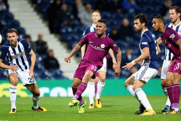 West Brom 0-0 Man City: Khoan phá 'bê tông' (H1)