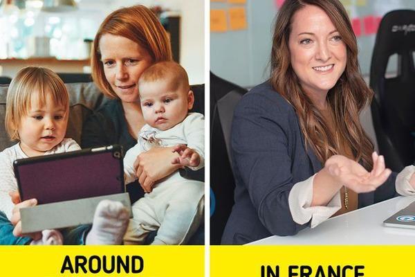 11 điều phụ nữ Pháp không làm sau tuổi 30