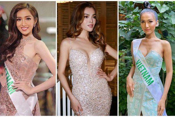 Đọ sắc 3 Hoa hậu chuyển giới Việt Nam: Trân Đài lấn át Hoài Sa lẫn Nhật Hà!