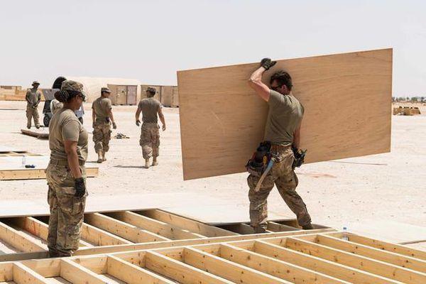 Mỹ tính xây căn cứ mới tại Saudi Arabia sau gần 20 năm
