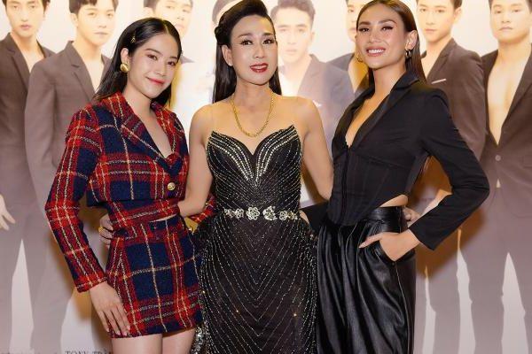 Võ Hoàng Yến, Nam Em khen ngợi nghệ sĩ Hà Kiều Anh