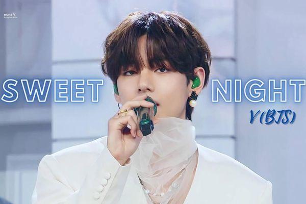 Vừa mới rinh giải Best OST, 'Sweet Night' của V (BTS) lại lập kỉ lục lượt stream trên nền tảng quốc tế
