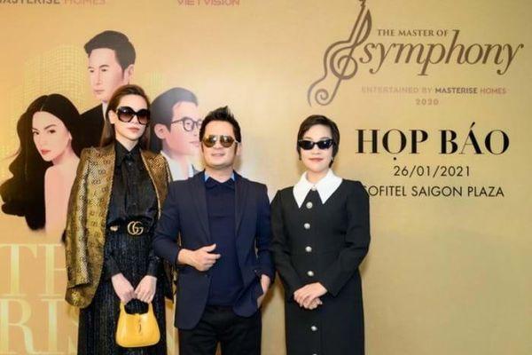Mỹ Linh, Bằng Kiều, Hồ Ngọc Hà, Hà Anh Tuấn cùng góp mặt tại The Rising Sun
