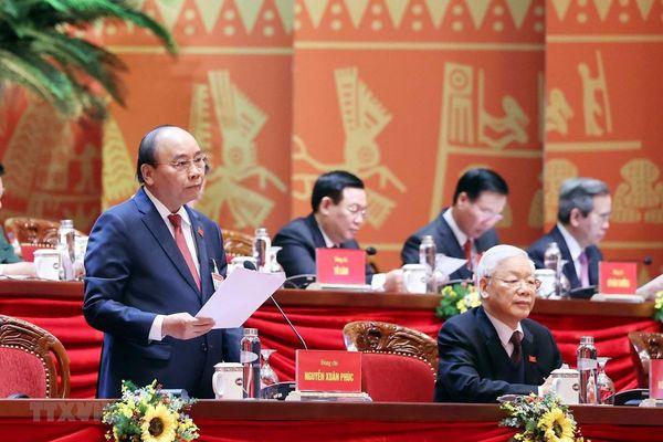 Đại hội XIII của Đảng thảo luận, góp ý vào văn kiện nhiều nội dung quan trọng