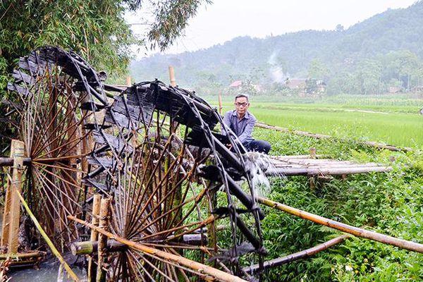 Tuyên Quang: Độc đáo cọn nước người Tày