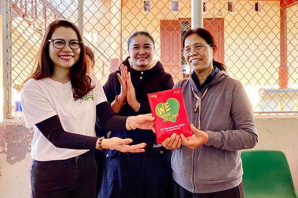 Tập đoàn giáo dục Nguyễn Hoàng: Hành trình bác ái mang yêu thương đến với cộng đồng trên nhiều vùng miền của đất nước