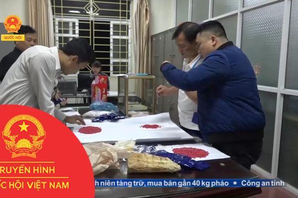 ĐÀ NẴNG: NGĂN CHẶN KỊP THỜI VỤ PHI TANG 800 VIÊN THUỐC LẮC