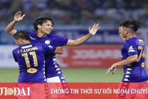 AFC Cup 2021: Hà Nội gặp khó, Sài Gòn dễ thở