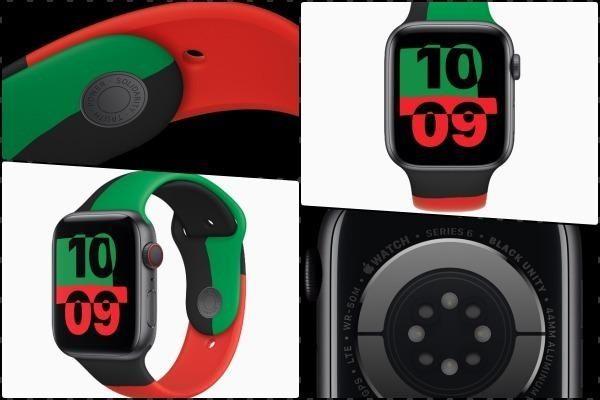 'Nhà Táo' ra mắt Apple Watch phiên bản giới hạn Black Unity Collection