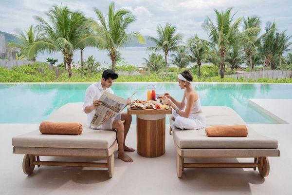 4 resort biệt lập có giá hơn 10 triệu đồng/đêm