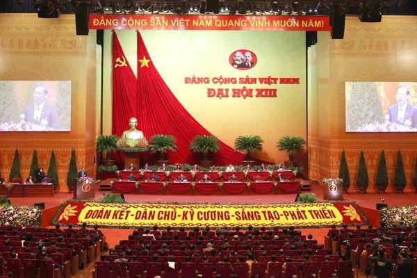Gần 300 thư, điện mừng chúc mừng Đại hội XIII của Đảng