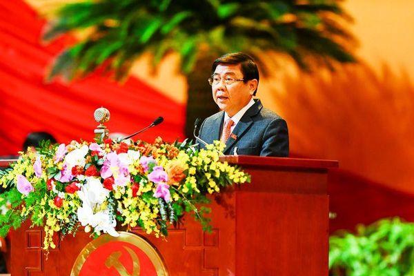 Tham luận của Đảng bộ Thành phố Hồ Chí Minh