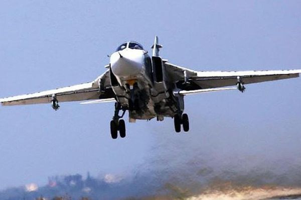 Không quân Libya khoe cường kích Su-24M mới cứng vừa nhập biên