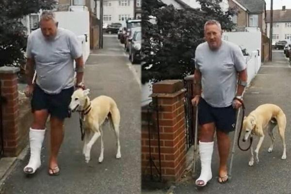 Chi hơn 9 triệu đưa chó cưng đi khám, người đàn ông bất ngờ biết được sự thực 'cười ra nước mắt'