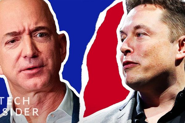 Tỷ phú nghìn tỷ USD: Cuộc đua kịch tính của Elon Musk và ông chủ Amazon