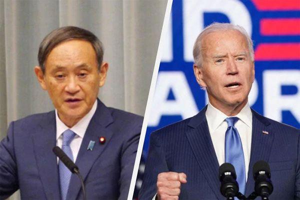 Ông Biden gọi điện cho Thủ tướng Suga, cam kết bảo vệ Nhật