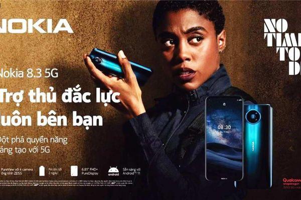James Bond: No Time To Die tiếp tục bị hoãn vì điện thoại Nokia ?