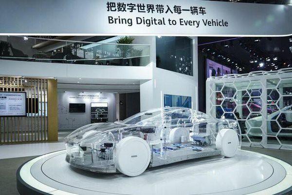Huawei 'lấn sân' sang mảng công nghệ xe tự lái