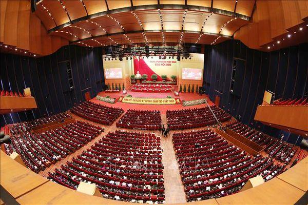 Đại hội XIII của Đảng đã nhận được 298 thư, điện chúc mừng