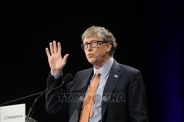 Tỷ phú Bill Gates cảnh báo thế giới về đại dịch tiếp theo