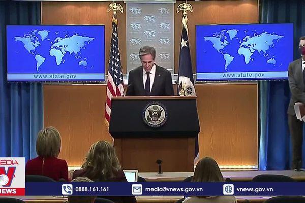Tân chính quyền Mỹ thay đổi nhiều chính sách đối ngoại