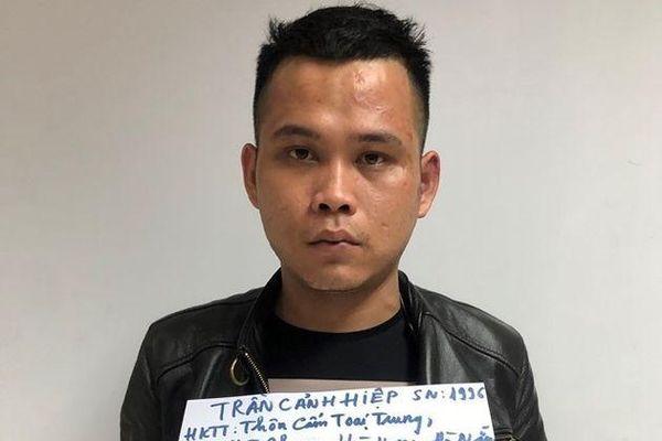 Đà Nẵng: Bắt đối tượng định phi tang 800 viên ma túy
