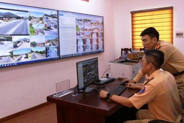 Ninh Thuận vận hành 34 'mắt thần' giám sát giao thông trên QL1