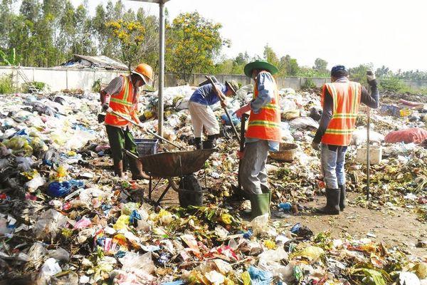 Phê duyệt bổ sung đơn giá thu gom, xử lý rác thải sinh hoạt