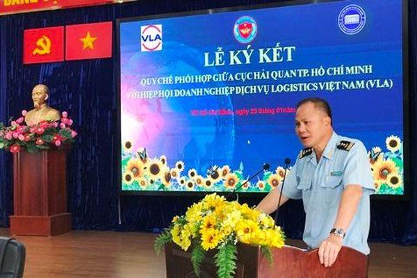 Hải quan TP. Hồ Chí Minh phối hợp nâng cao chất lượng đại lý hải quan