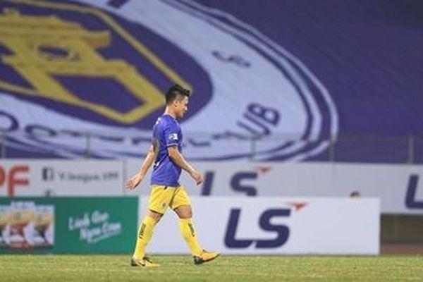 Hà Nội khởi đầu nan ở V.League 2021