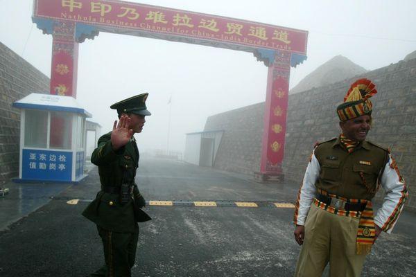 Ấn Độ điều thêm quân đến biên giới giáp Trung Quốc