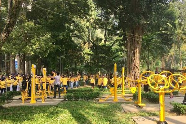 TP Hồ Chí Minh dự kiến hoàn thành thêm 7 công viên trong năm 2021