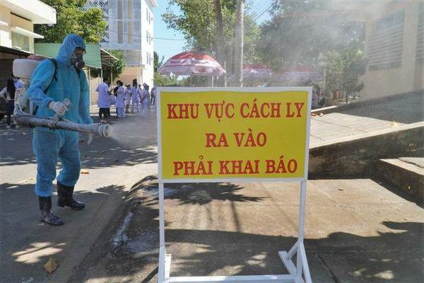 Việt Nam ghi nhận thêm 54 ca nhiễm Covid-19 mới