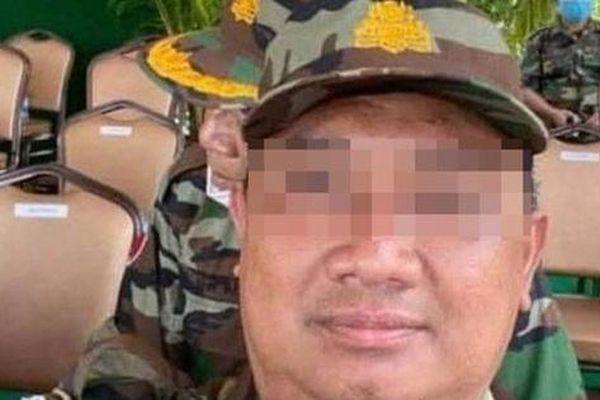 Tướng Campuchia bị người tình doanh nhân tố bạo hành