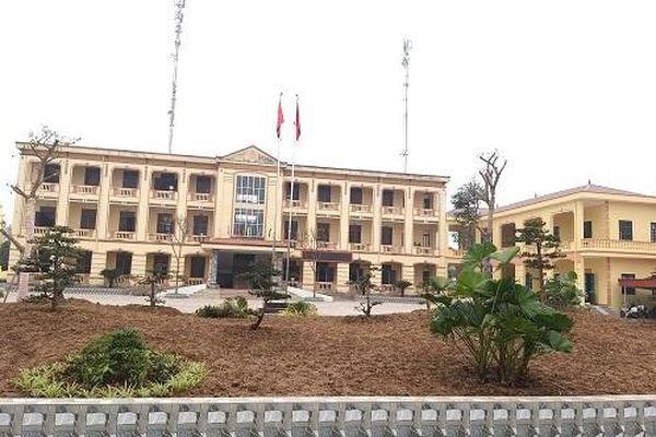 Xã Vĩnh Hồng, huyện Bình Giang (Hải Dương): Phấn đấu được công nhận xã đạt chuẩn nông thôn mới nâng cao