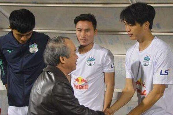 Chính thức hoãn trận HAGL và Bình Định trên sân Pleiku