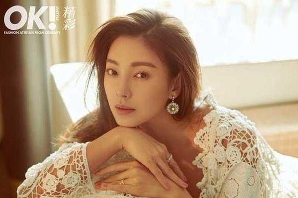 'Song Hye Kyo Trung Quốc' vướng vào tin đồn nhờ người mang thai hộ.