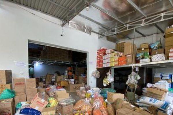 Bà Rịa - Vũng Tàu: Tịch thu cả tấn bánh kẹo, mứt, khô gà không rõ nguồn gốc xuất xứ