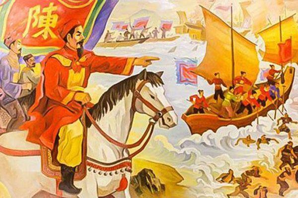 Ai là người hiến kế cho Ngô Quyền cắm cọc xuống sông Bạch Đằng?