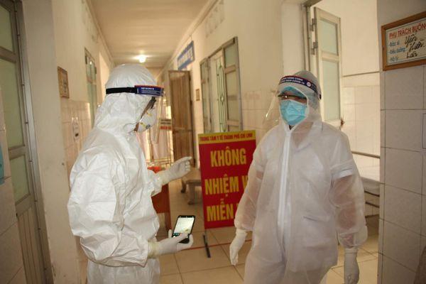 Phát hiện ca COVID-19 đầu tiên tại Việt Nam nhiễm biến thể virus mới ở Nam Phi