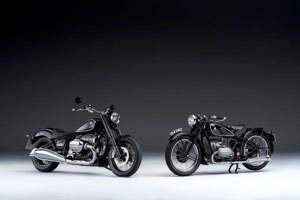 Bộ đôi motor BMW R18 lần đầu ra mắt với giá tiền tỷ