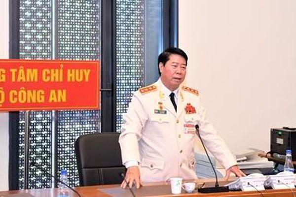 Duy trì ứng trực, bảo đảm an toàn các sự kiện chào mừng thành công Đại hội Đảng