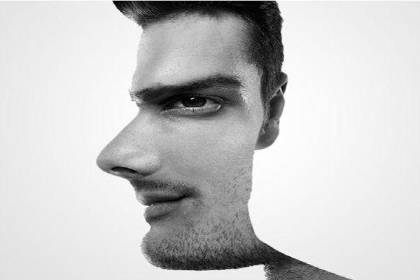 Trắc nghiệm vui đoán tính cách: Bạn nhìn thấy khuôn mặt nghiêng hay chính diện?