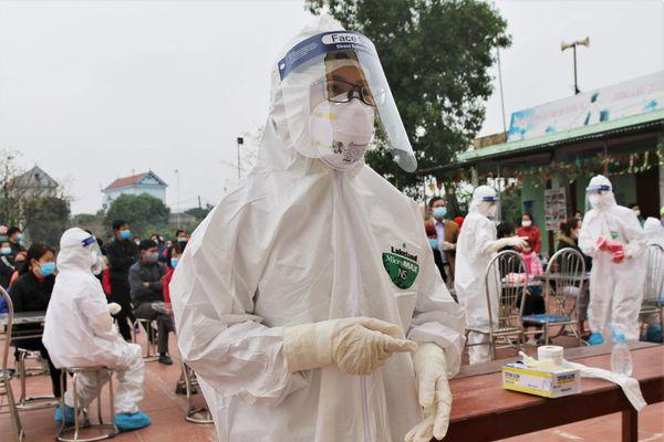 Hải Dương phát hiện thêm tám người nhiễm virus SARS-CoV-2