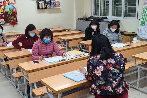 Nhanh chóng chuyển trạng thái dạy học sang online ứng phó dịch Covid-19
