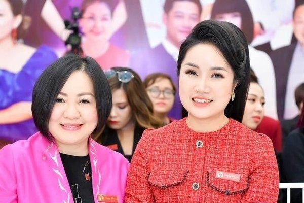 Điểm chạm cảm xúc giữa Madam Trang Lê và doanh nhân Đỗ Hương Ly