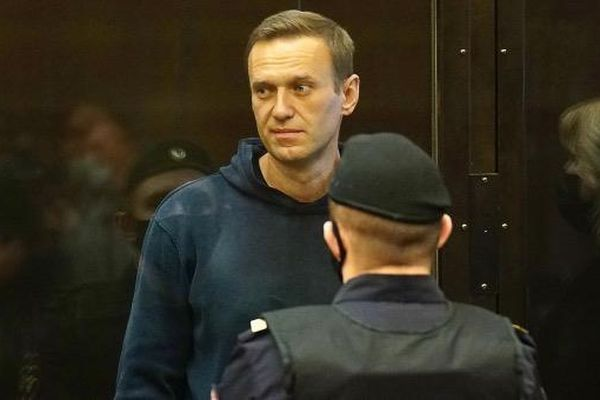 Alexey Navalny bị kết án 3,5 năm tù giam